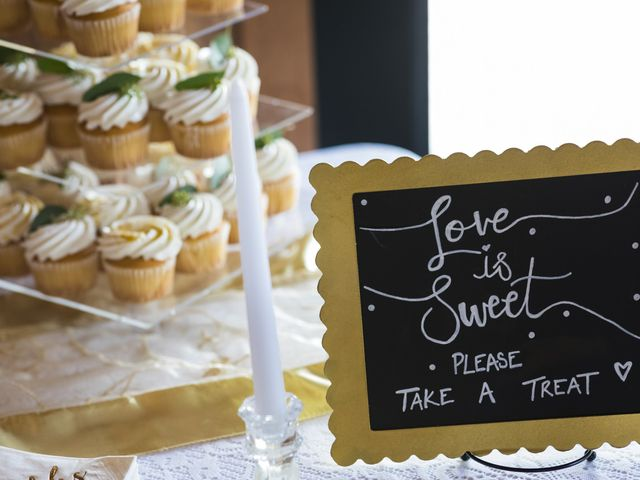Jake and Autumn's Wedding in Meadowview, Virginia 45
