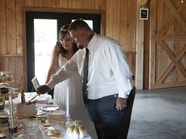 Jake and Autumn's Wedding in Meadowview, Virginia 47