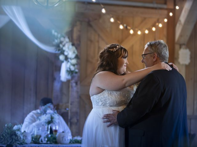 Jake and Autumn's Wedding in Meadowview, Virginia 52