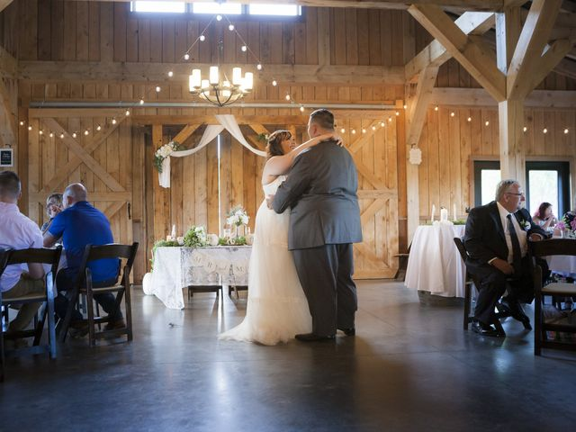 Jake and Autumn's Wedding in Meadowview, Virginia 57