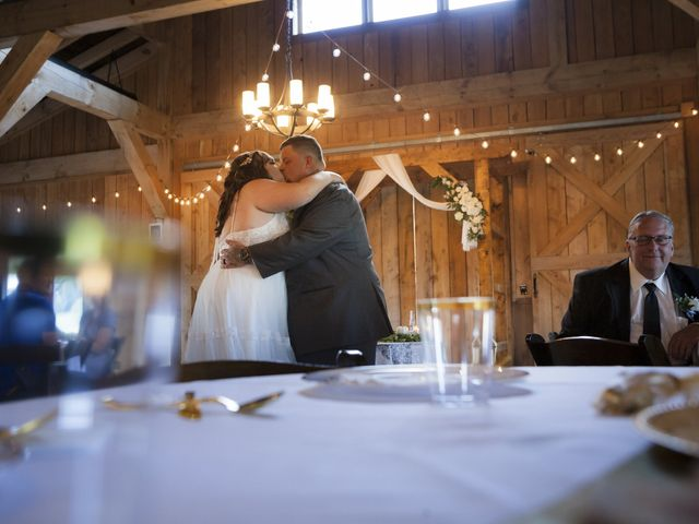 Jake and Autumn's Wedding in Meadowview, Virginia 58