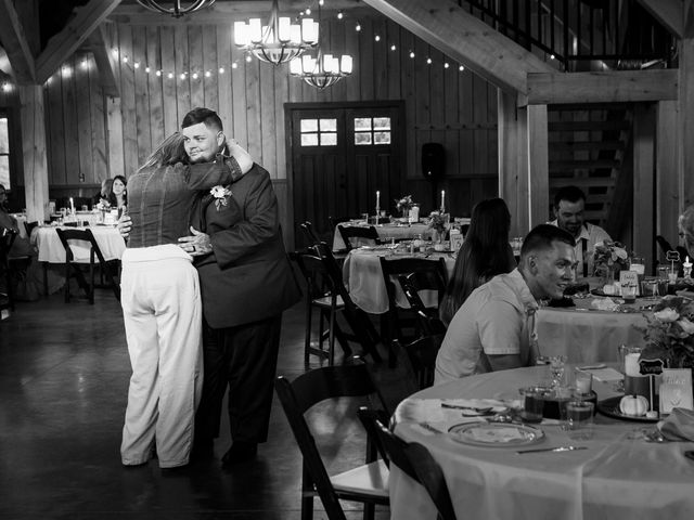 Jake and Autumn's Wedding in Meadowview, Virginia 62