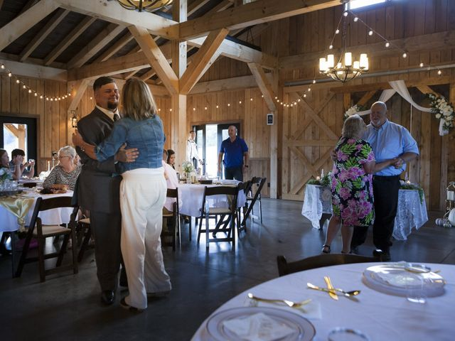 Jake and Autumn's Wedding in Meadowview, Virginia 63