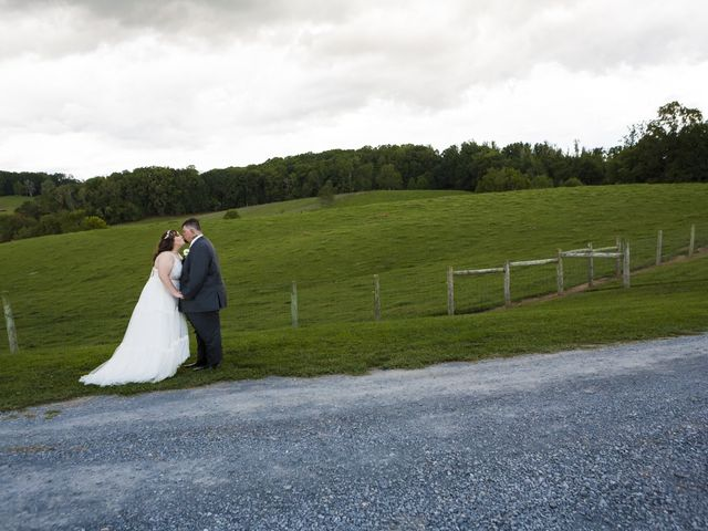 Jake and Autumn's Wedding in Meadowview, Virginia 66
