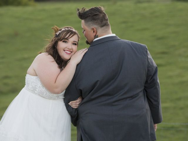 Jake and Autumn's Wedding in Meadowview, Virginia 67