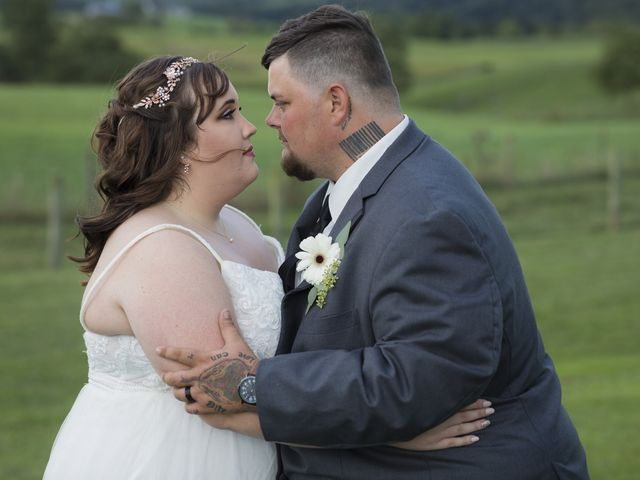 Jake and Autumn's Wedding in Meadowview, Virginia 2