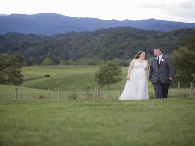 Jake and Autumn's Wedding in Meadowview, Virginia 68