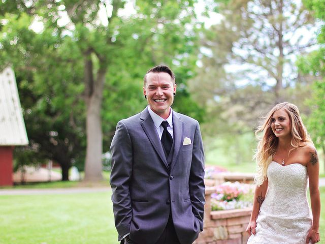 Sarah and Mike's Wedding in Littleton, Colorado 2