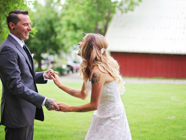 Sarah and Mike's Wedding in Littleton, Colorado 3