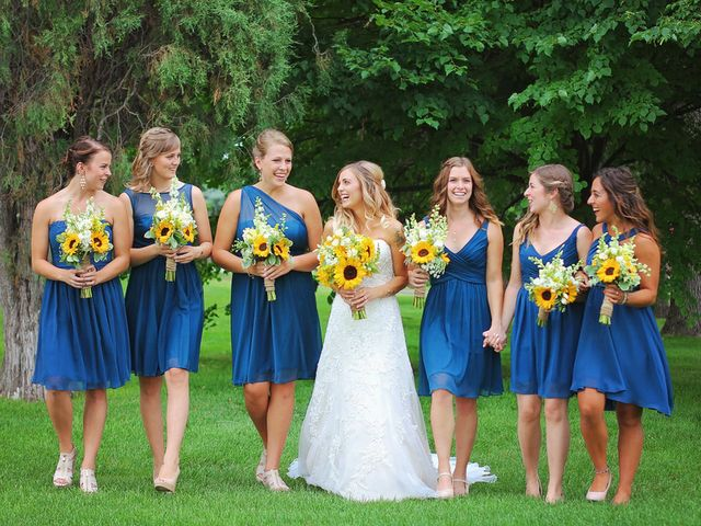 Sarah and Mike's Wedding in Littleton, Colorado 5