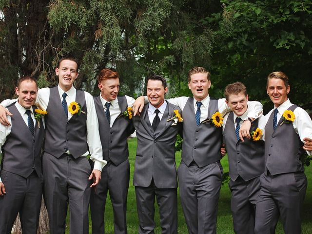 Sarah and Mike's Wedding in Littleton, Colorado 6