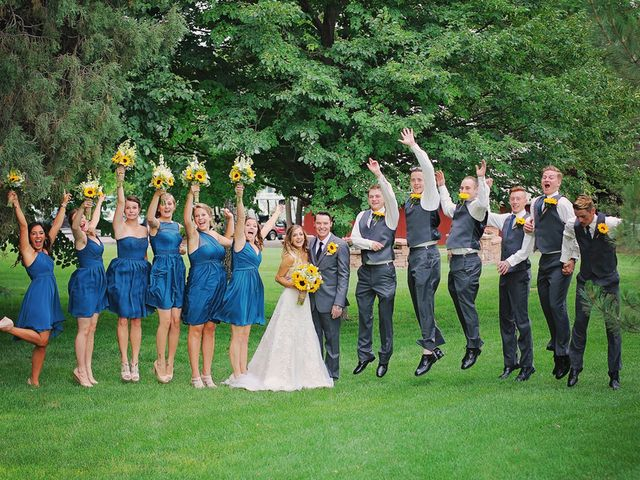Sarah and Mike's Wedding in Littleton, Colorado 7