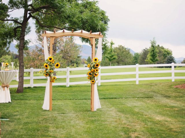 Sarah and Mike's Wedding in Littleton, Colorado 8