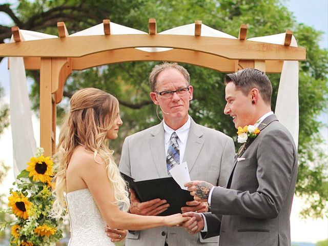 Sarah and Mike's Wedding in Littleton, Colorado 12
