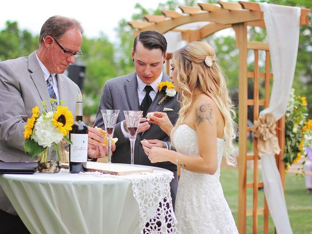 Sarah and Mike's Wedding in Littleton, Colorado 13