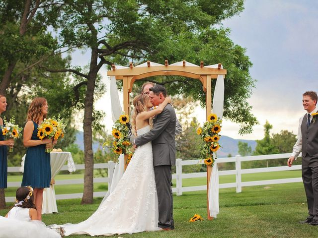 Sarah and Mike's Wedding in Littleton, Colorado 15