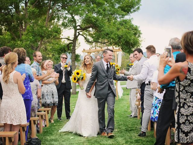 Sarah and Mike's Wedding in Littleton, Colorado 16