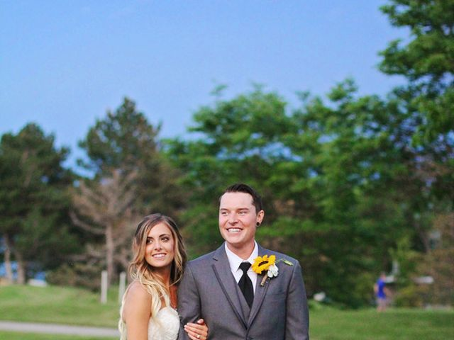 Sarah and Mike's Wedding in Littleton, Colorado 17