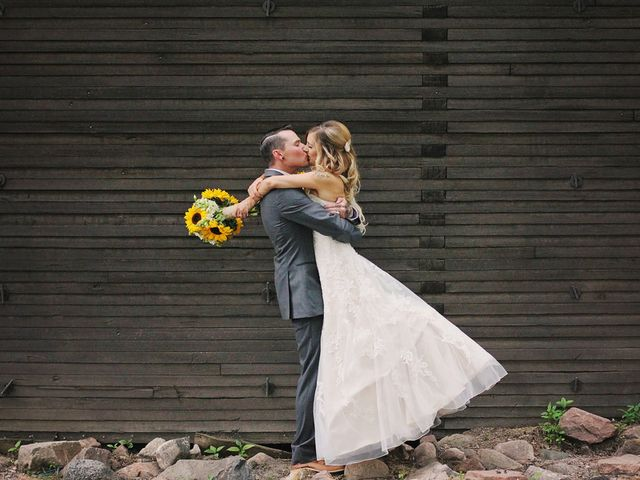 Sarah and Mike's Wedding in Littleton, Colorado 20