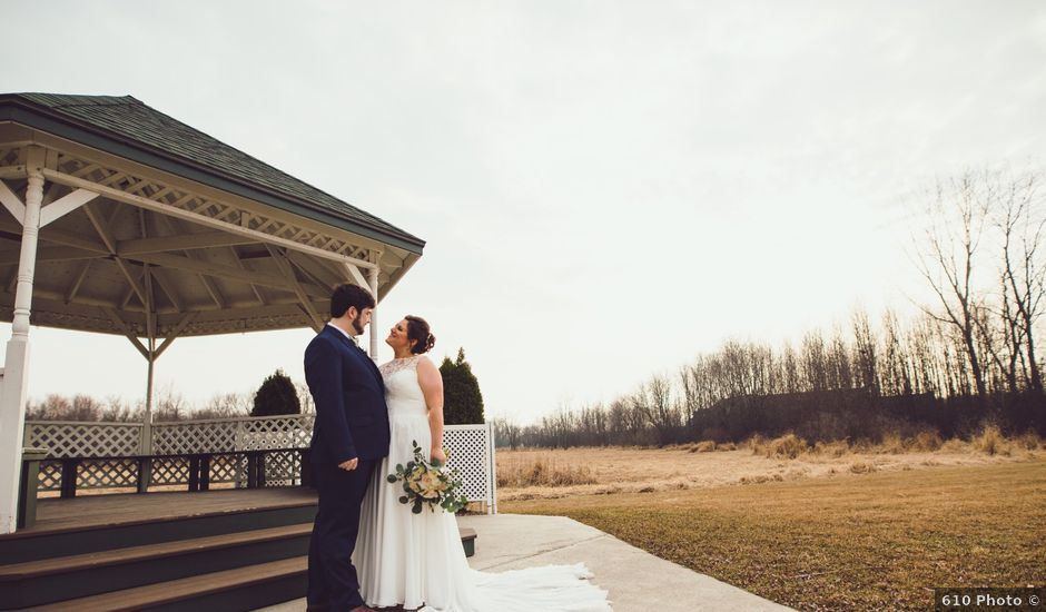 Brielle and Eli's Wedding in Germantown, Wisconsin