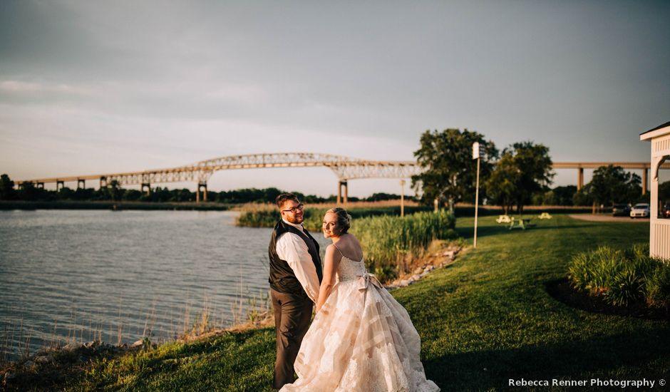 Matt and Ashleigh's Wedding in Odessa, Delaware