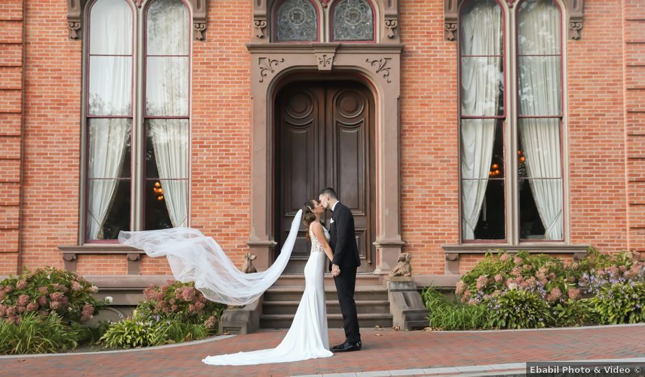 Dan and Shannon's Wedding in Saratoga Springs, New York