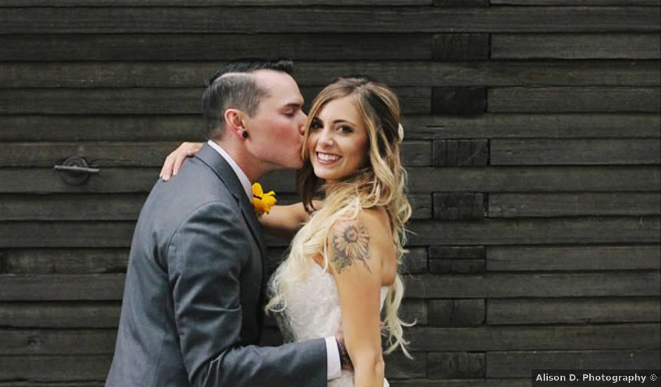 Sarah and Mike's Wedding in Littleton, Colorado