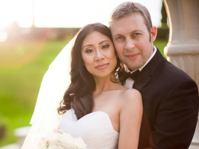 The wedding of Jason and Morena
