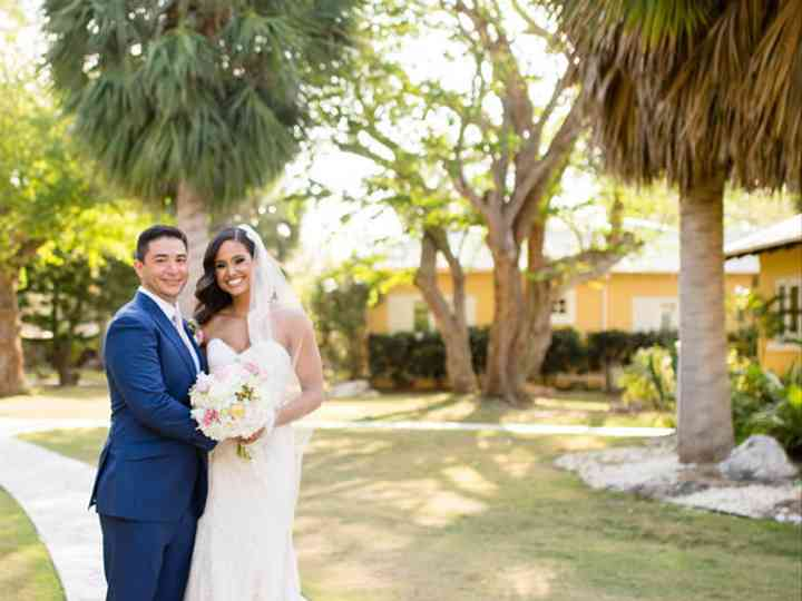 The wedding of Jorge and Jessica