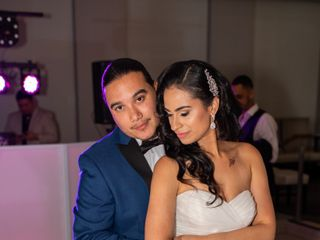 The wedding of Jesse and Vanessa 3