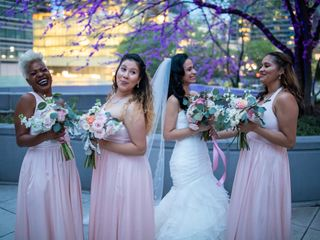 Vanessa and Jesse's Wedding in Arlington, District of Columbia 3