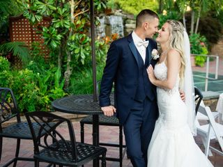 The wedding of Natalia and Ryszard