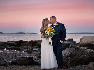 The wedding of Joe and Amanda