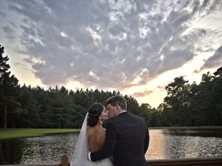 The wedding of Courtney and Caufman 2