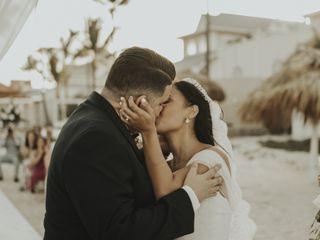 The wedding of Alba and Ivan