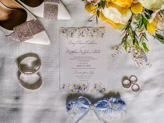 The wedding of Amy and Matt 1