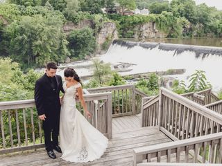 The wedding of Kaila and Sean