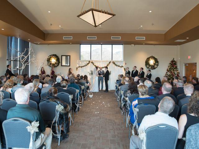 Ian and Emily's Wedding in Albuquerque, New Mexico 8