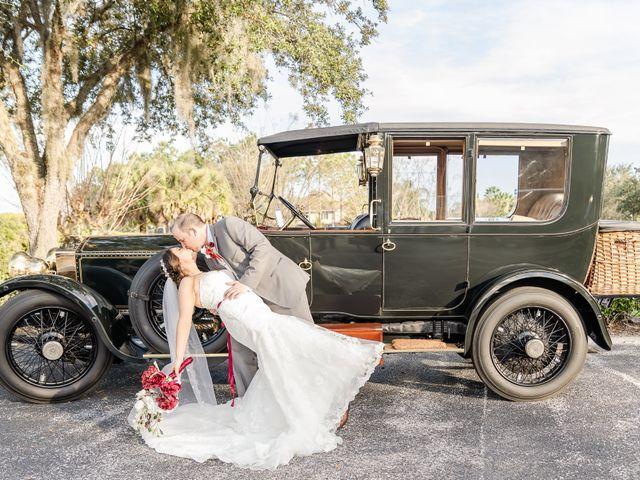 Cameron and Sarah's Wedding in Tampa, Florida 1