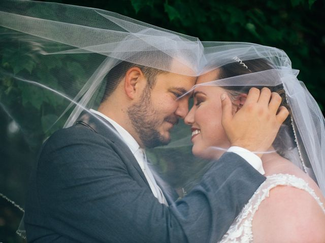 Justin and Stephanie's Wedding in Indiana, Pennsylvania 1