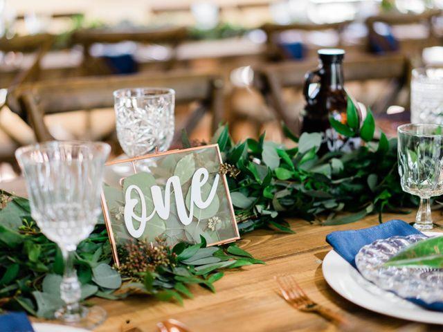 Blake and Courtney's Wedding in Bonita Springs, Florida 7