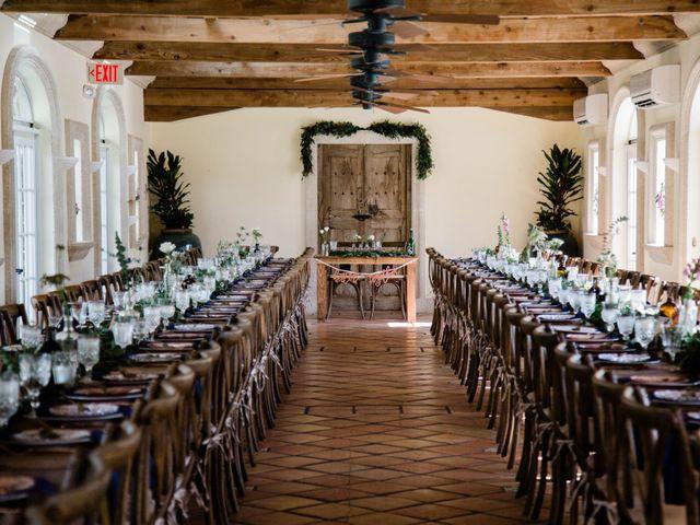Blake and Courtney's Wedding in Bonita Springs, Florida 9