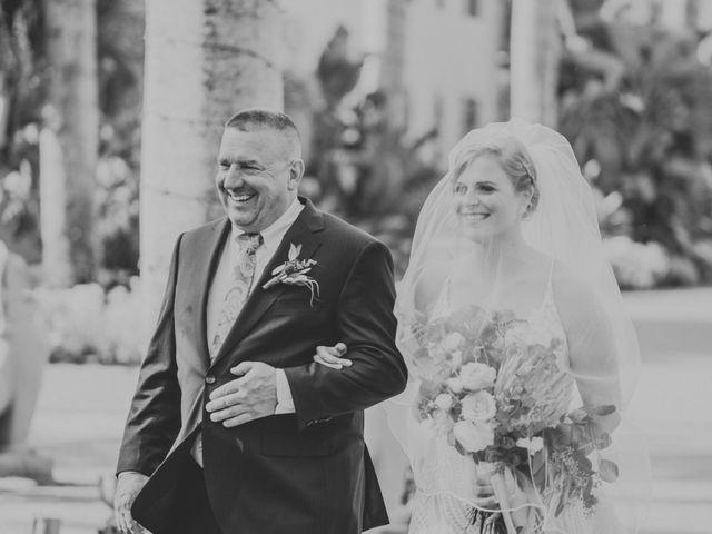 Blake and Courtney's Wedding in Bonita Springs, Florida 15