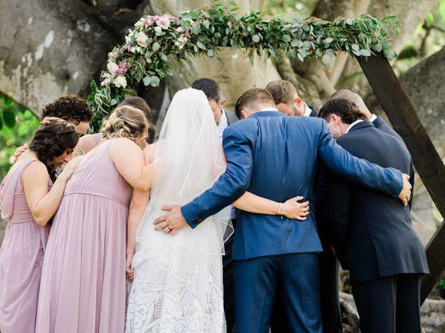 Blake and Courtney's Wedding in Bonita Springs, Florida 18