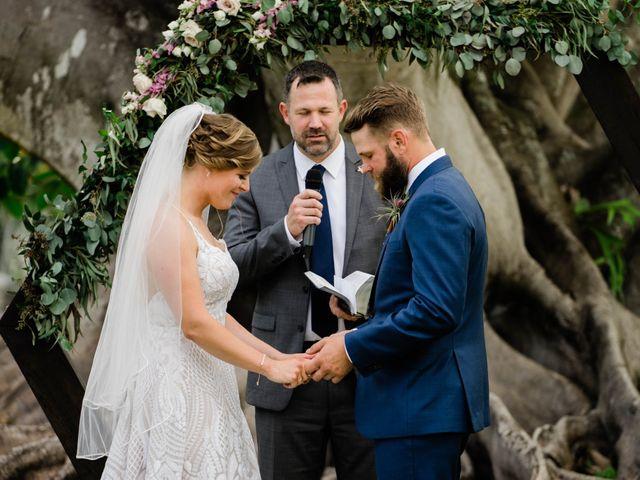 Blake and Courtney's Wedding in Bonita Springs, Florida 19