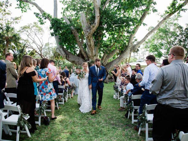 Blake and Courtney's Wedding in Bonita Springs, Florida 21