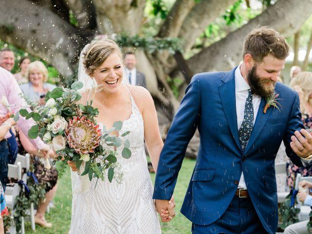 Blake and Courtney's Wedding in Bonita Springs, Florida 23