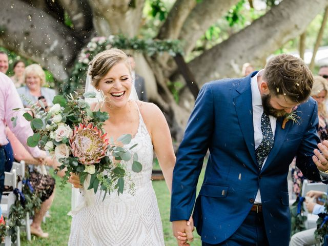 Blake and Courtney's Wedding in Bonita Springs, Florida 24