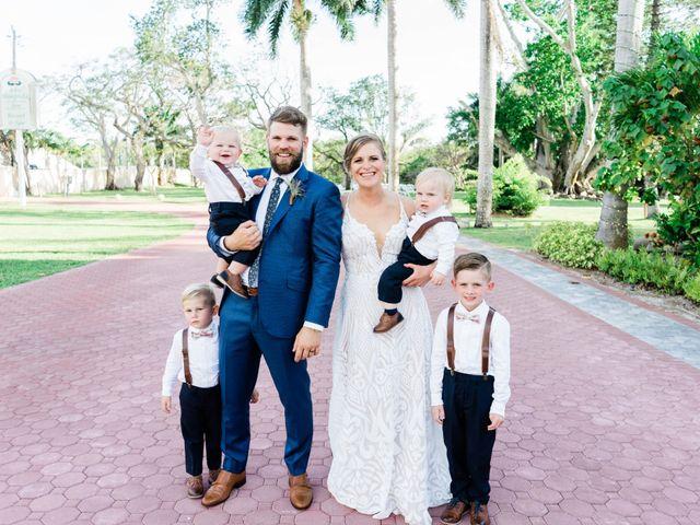 Blake and Courtney's Wedding in Bonita Springs, Florida 27