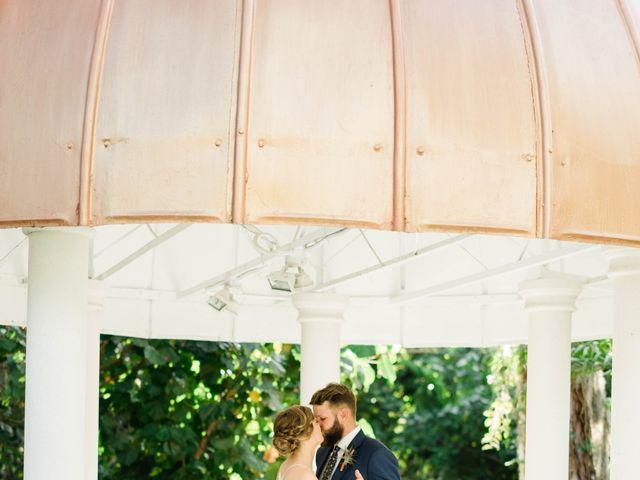 Blake and Courtney's Wedding in Bonita Springs, Florida 32